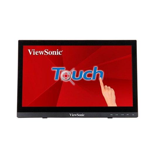 "Monitor Led 15.6"" Viewsonic Td1630-3 Tactil Negro"