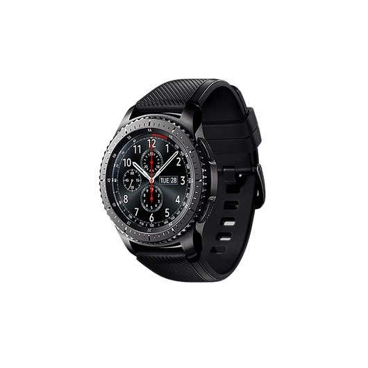 Smartwatch Samsung R760 Gear S3 frontier black