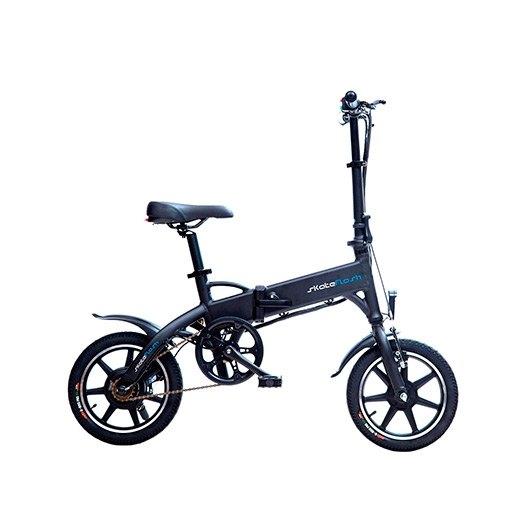 "Bicicleta electrica 14"" Skateflash compact negro"