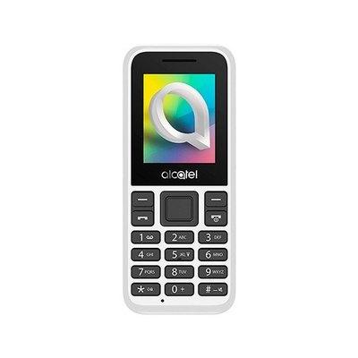 """Alcatel 1066D Telefono Movil 1.8"""""""" QQVGA BT Blanco"""