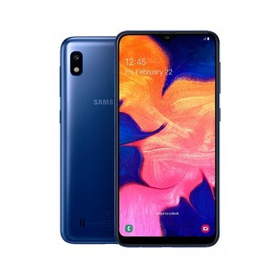 MOVIL SMARTPHONE SAMSUNG GALAXY A10 DS A105 2GB 32GB AZUL E