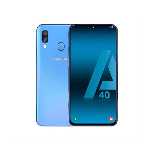 SAMSUNG GALAXY A40 DS A405 4GB 64GB AZUL E