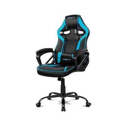DR50, Negro - Azul, 120 kg, 670 x 670 x 1310 mm, 15.1 kg