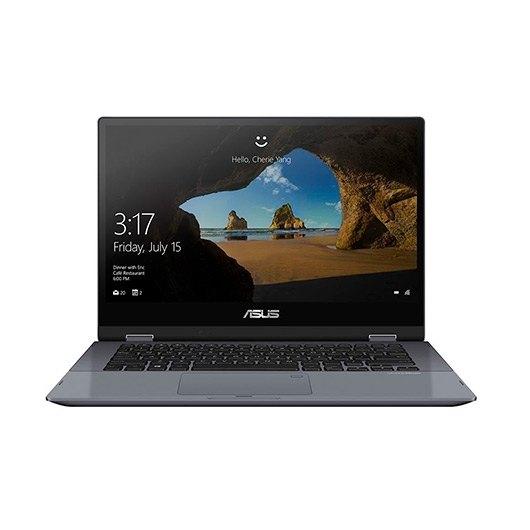 Portatil Asus Vivobook Flip 14 Tp412Fa-Ec015T Gris