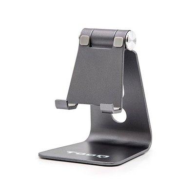 Soporte de sobremesa ajustable para teléfono / tablet, Grey
