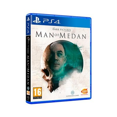 JUEGO SONY PS4 DARK PICTURE: MAN OF MEDAN