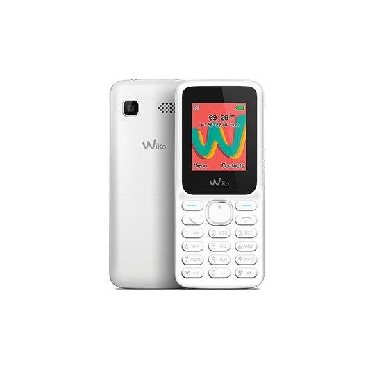 Movil Smartphone Wiko Lubis plus DS blanco