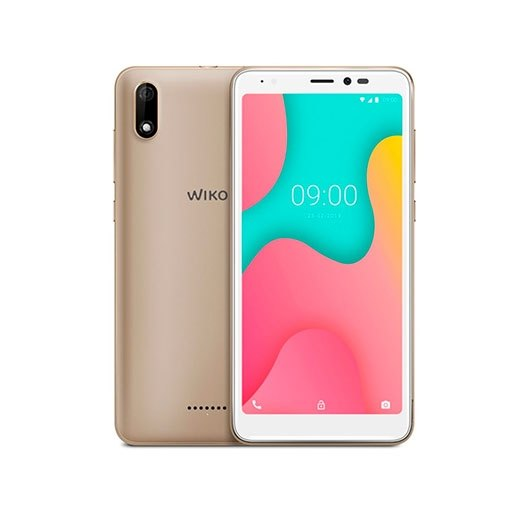 Movil Smartphone Wiko Y60 CAR16 1GB 16GB oro
