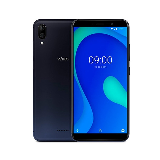 Movil Smartphone Wiko Y80 CAR16 2GB 16GB azul