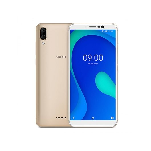 Movil Smartphone Wiko Y80 CAR16 2GB 16GB oro