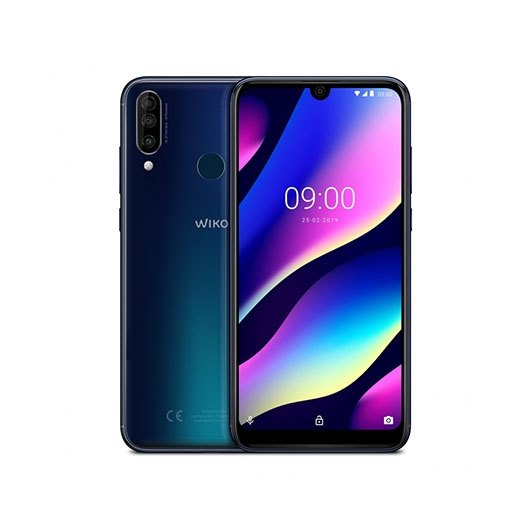 Movil Smartphone Wiko VIEW3 64 3GB 64GB azul