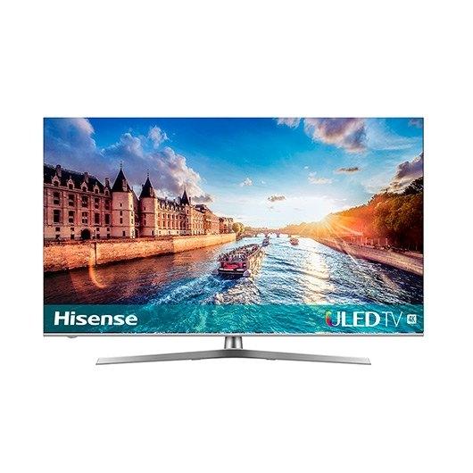 "Television Uled 65"" Hisense H65U8B smart tv UHD 4K"