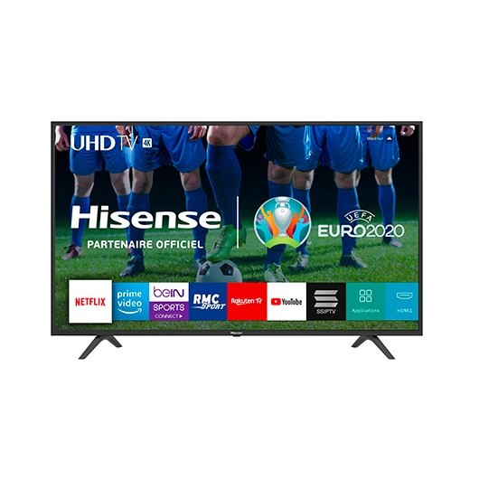 "Television Dled 50"" Hisense H50B7100 smart tv 4K UHD"