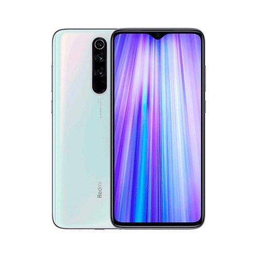 MOVIL SMARTPHONE XIAOMI REDMI NOTE 8 PRO 6GB 128GB DS BLANC