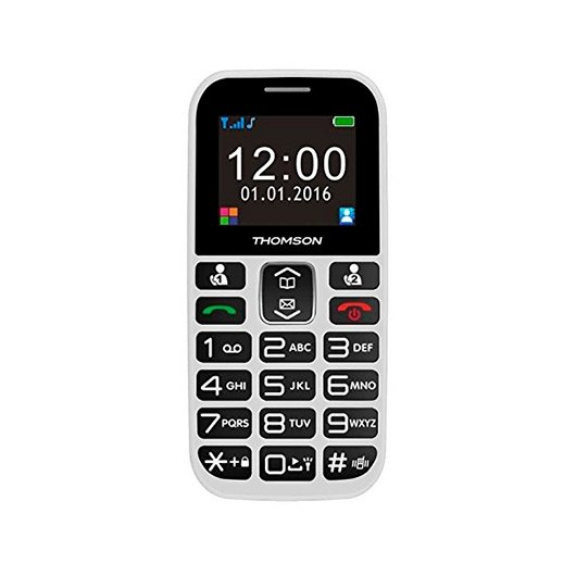 MOVIL SMARTPHONE THOMSON SEREA49+ BLANCO