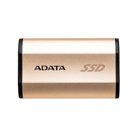 DISCO DURO EXT USB3.1 2.5  SSD 512GB ADATA ASE730H TITANIO