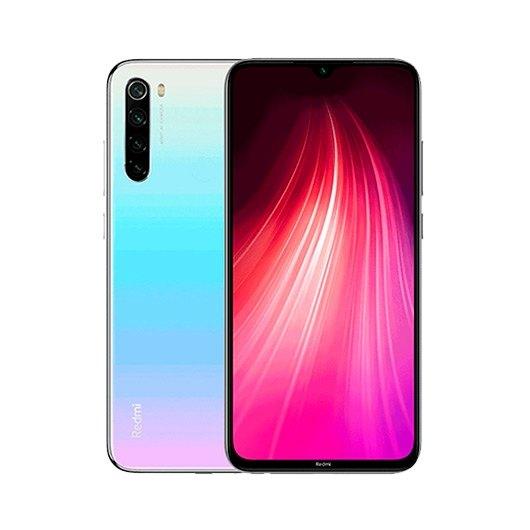 MOVIL SMARTPHONE XIAOMI REDMI NOTE 8 4GB 64GB DS BLANCO
