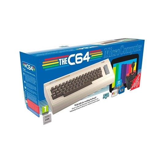 Commodore Videoconsolas C64MAXI