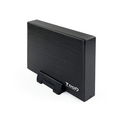 ACC CARC. 3,5 SATA USB 3.0 NEGRA TQE-352