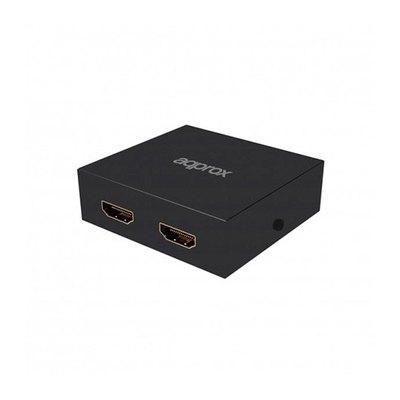 Multiplexor HDMI Splitter Approx 1x2