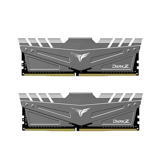 MODULO MEMORIA RAM DDR4 16GB(2X8GB) PC2666 TEAMGROUP DARK Z