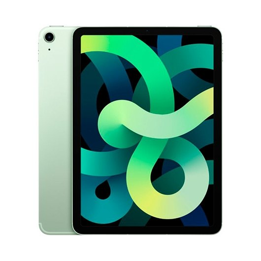 APPLE IPAD AIR 4 10.9  2020 64G WIFI GREEN 8 GEN  10.9 /LIQ