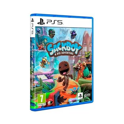 JUEGO PARA CONSOLA SONY PS4 SACKBOY: A BIG ADVENTURE!
