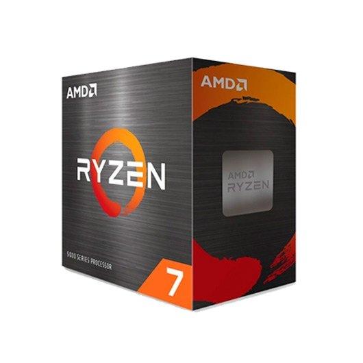 PROCESADOR AMD AM4 RYZEN 7 5800X 8X4.7GHZ/36MB BOX