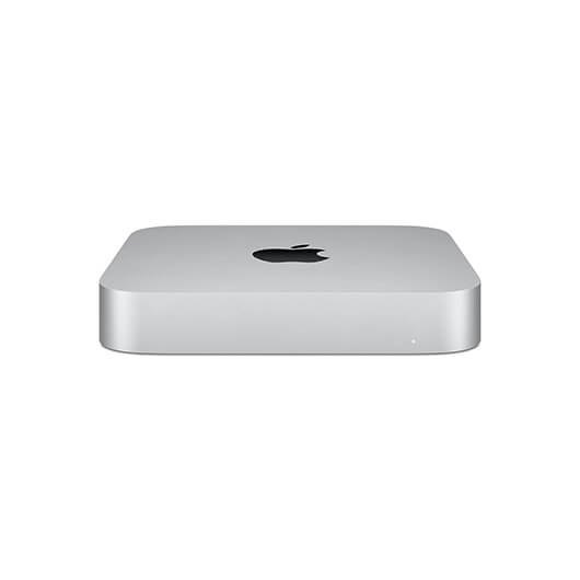 ORDENADOR APPLE MAC MINI  SILVER M1 CHIP M1 8C/8GB/SSD512GB