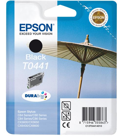 CARTUCHO ORIG EPSON T0441 NEGRO