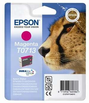 CARTUCHO ORIG EPSON T0713 MAGENTA