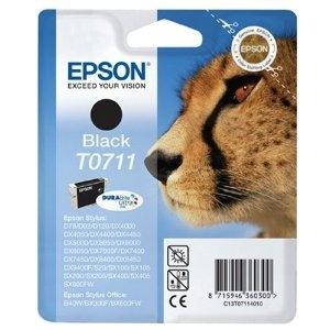 CARTUCHO ORIG EPSON T0711 NEGRO
