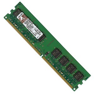 MODULO DDR2 1GB PC667 KINGSTON