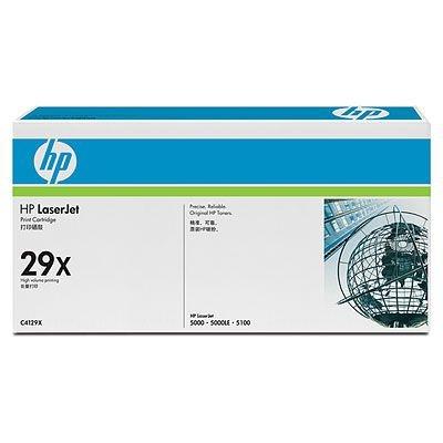 TONER ORIG HP LASERJET LJ5000/5100 C4129X NEGRO
