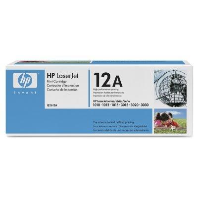 TONER ORIG HP LASERJET 1010/1012/1015 Q2612A