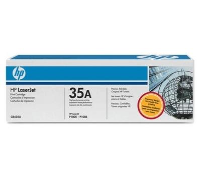 HP 35A - negro - original - LaserJet - cartucho de tóner (CB435A)