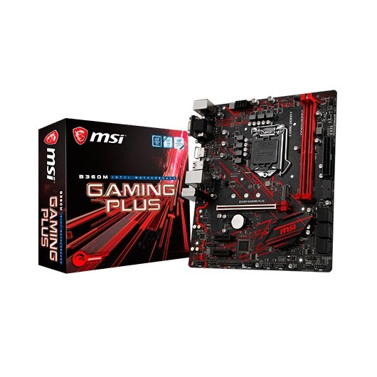 PLACA BASE MSI 1151-8G B360M GAMING PLUS